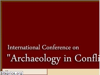 archaeologyinconflict.org