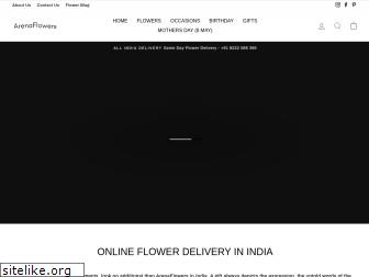 arenaflowers.co.in