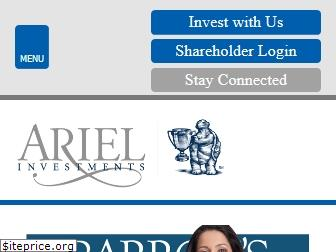 arielinvestments.com