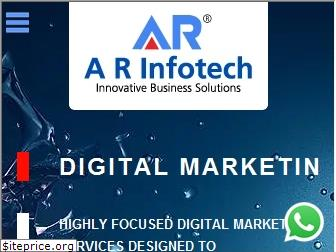 arinfotech.co.in