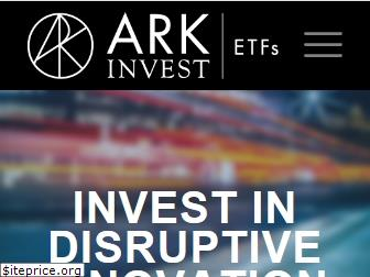 ark-funds.com