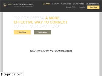 army.togetherweserved.com