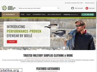 armysurplusworld.com