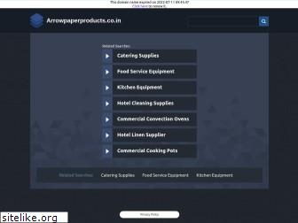 arrowpaperproducts.co.in