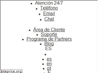 www.arsys.es website price