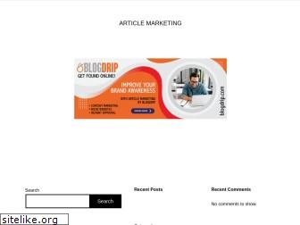 article-marketing.asia