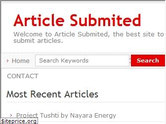 articlesubmited.com