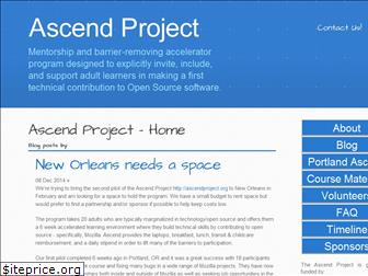 ascendproject.org