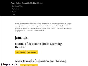 asianonlinejournals.com