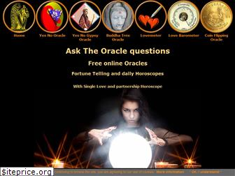 ask-the-oracle.com