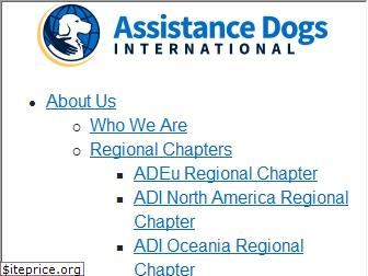 assistancedogseurope.org