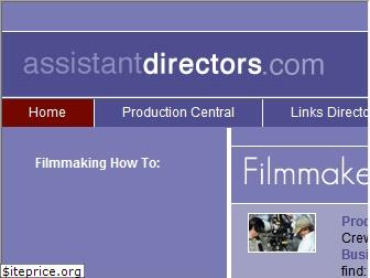 assistantdirectors.com
