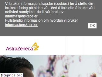 www.astrazeneca.no website price