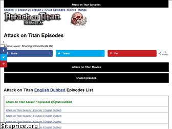 attacktitanepisodes.com