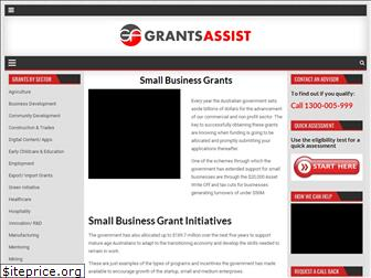 australiangrants.org
