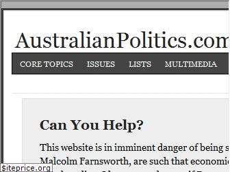 australianpolitics.com