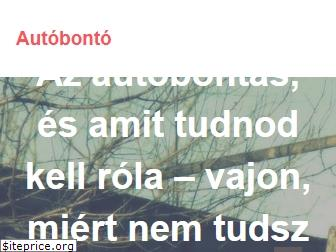 www.autobonto-debrecen.hu website price