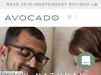 avocadogreenmattress.com