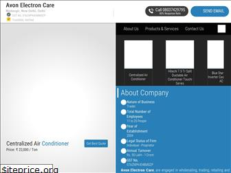 avonelectroncare.co.in