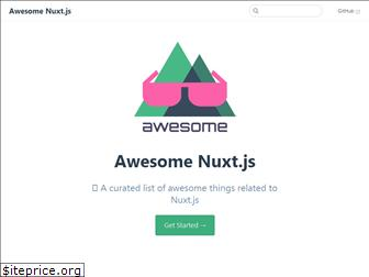 awesome-nuxt.js.org