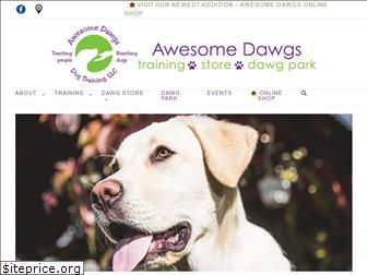 awesomedawgs.com