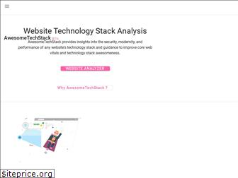 awesometechstack.com