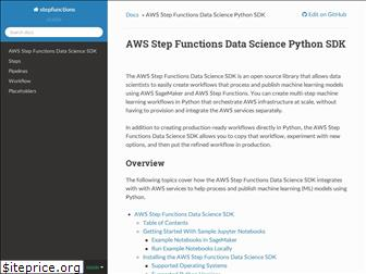aws-step-functions-data-science-sdk.readthedocs.io