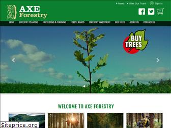 axeforestry.ie