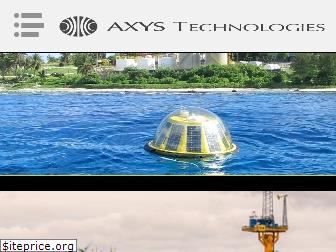 axystechnologies.com