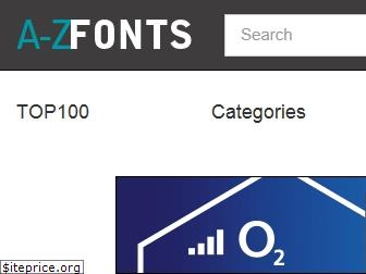 azfonts.net