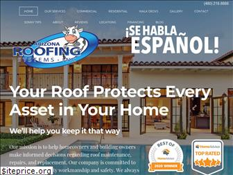 azroofingsystems.com