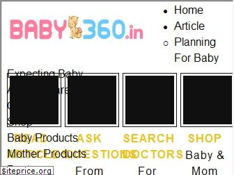 baby360.in