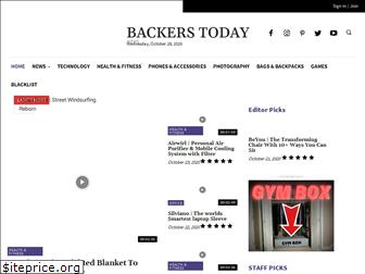 backers.today