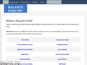 balance-enquiry.in