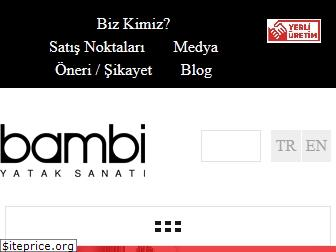www.bambi.com.tr website price