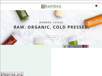 bamboojuices.com