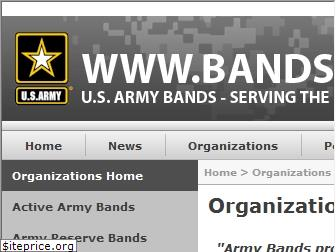 bands.army.mil