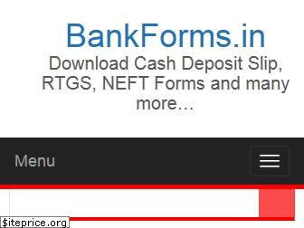 bankforms.in