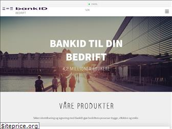 bankidnorge.no