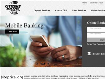 bankwithcitizens.com