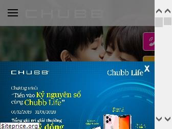www.baohiemchubblife.vn website price