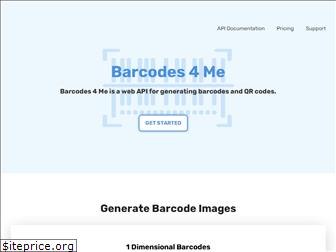 barcodes4.me
