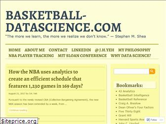 basketball-datascience.com