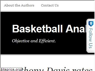 basketballanalyticsbook.com