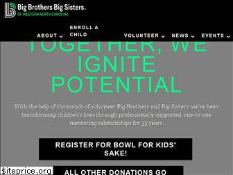 bbbswnc.org