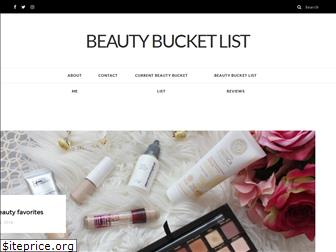 beautybucketlist.com