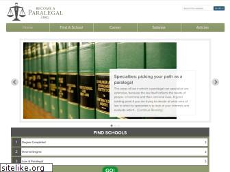 becomeaparalegal.org