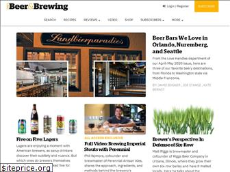 beerandbrewing.com