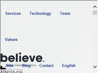 believemusic.com