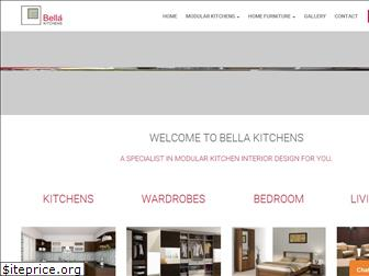 bellakitchens.in